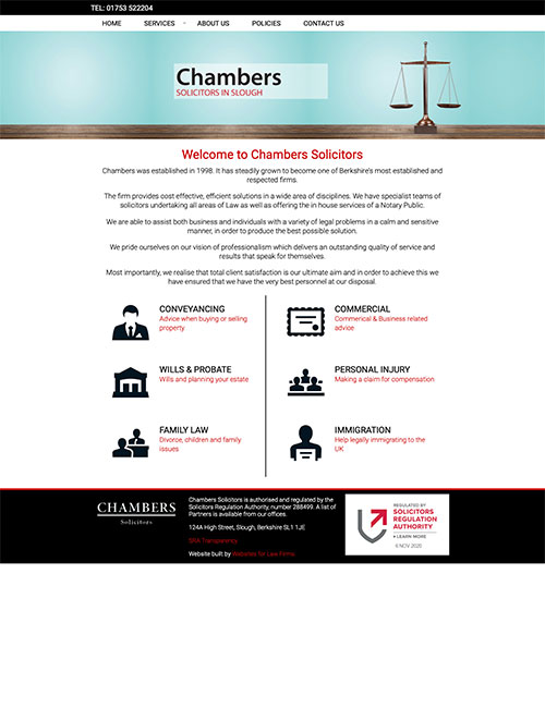 chambers solicitors
